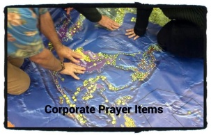 Corporate Prayer Items