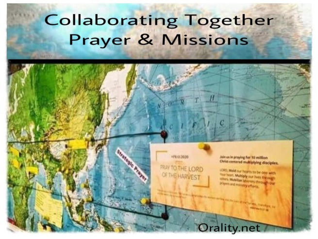 Collaborating Together Prayer and Missions