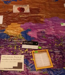 ION Prayer Map Praying