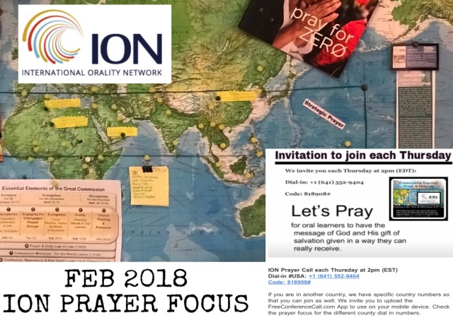Feb 2018 Prayer Focus Title Picture