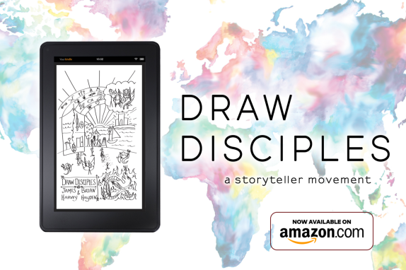 draw disciples 2018