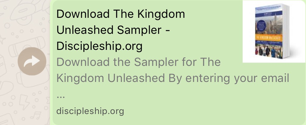 Kingdom Unleashed